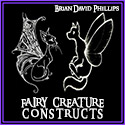 Aud92 Fairy Creature Constructs