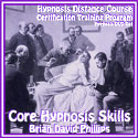 DVT01 Core Skills Hypnosis Course USB Drive