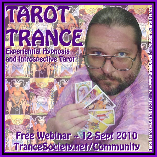TAROT TRANCE this weekend!