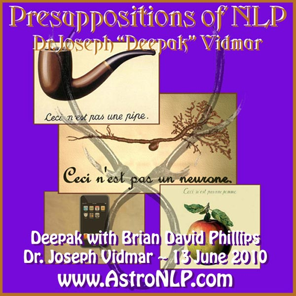 Presuppositions of NLP Webinar Audio Recording
