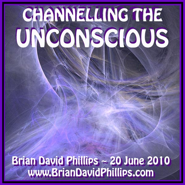 Channeling the Unconscious Webinar Audio Recording