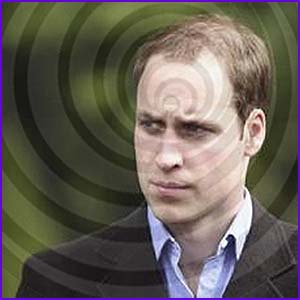 Prince William has Secret Hypnotherapy