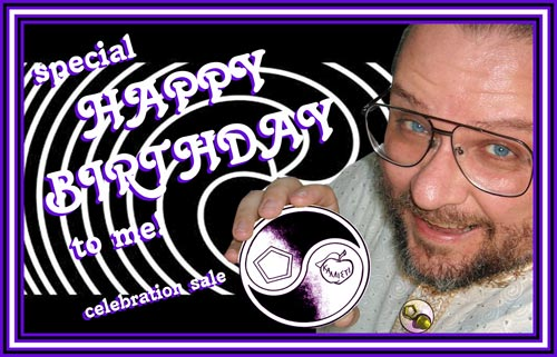 Happy Birthday Celebration Sale!  From now through June 6 save 50% on audio hypnosis sessions!