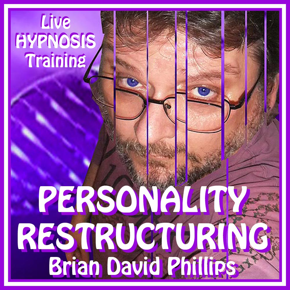 Hypnotic Personality Restructuring – 20/21 August – Hong Kong