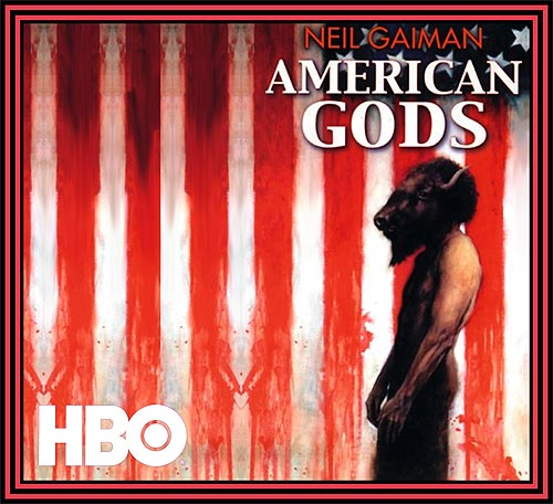 Neil Gaiman's American Gods to HBO . . . most awesome news