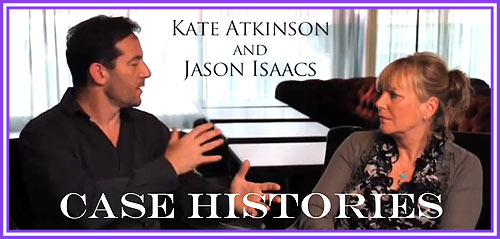 Case Histories Interview with Kate Atkinson and Jason Isaacs