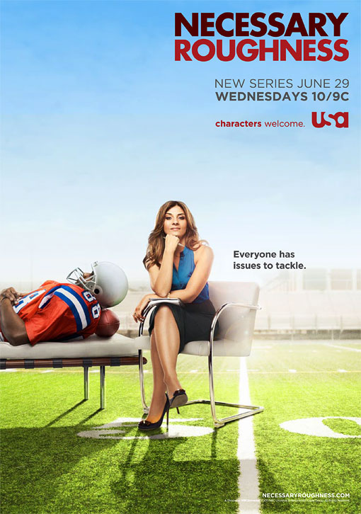 Necessary Roughness and Real Therapy