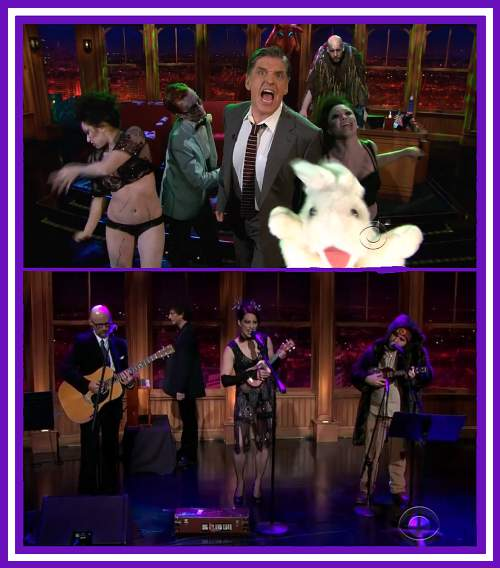 Craig Ferguson and Neil Gaiman and Friends go Rocky Horror