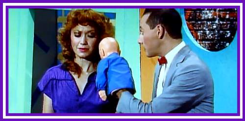 Pee Wee Herman and Dr. Mondo Hypnotize a Girl