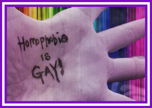 Studies Show Homophobes are Gay
