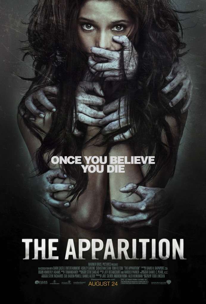 The Apparition pretends Supernatural Entities are a Matter of Belief