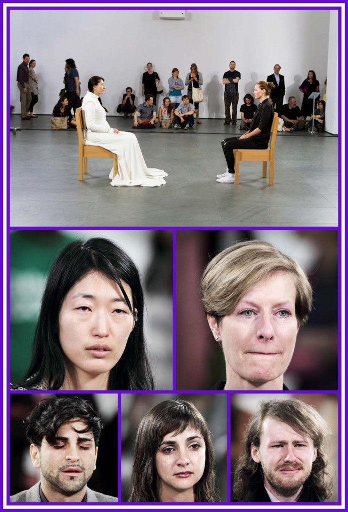 Marina Abramović – The Artist Is Present