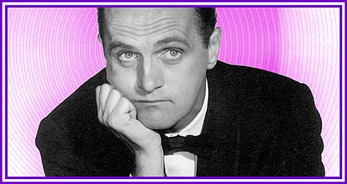 Bob Newhart Hypnotized