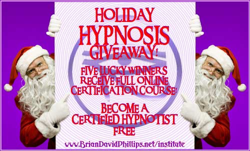 Hypnotic Holiday Giveaway
