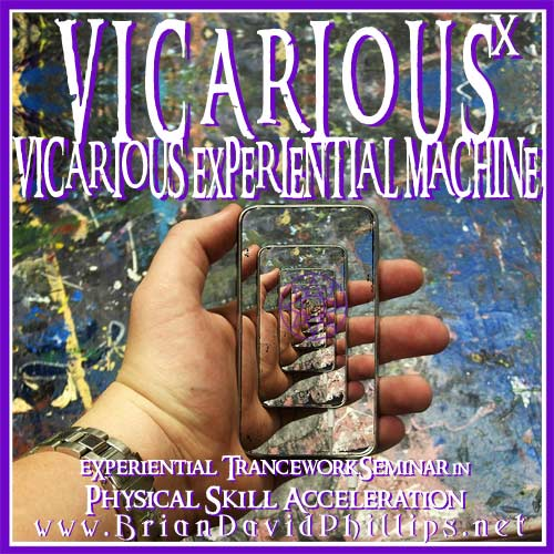 VICARIOUS EXPERIENTIAL MACHINE –3 March 2013 – FREE Hypnosis Workshop in Taipei