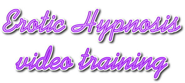 Erotic Hypnosis Training