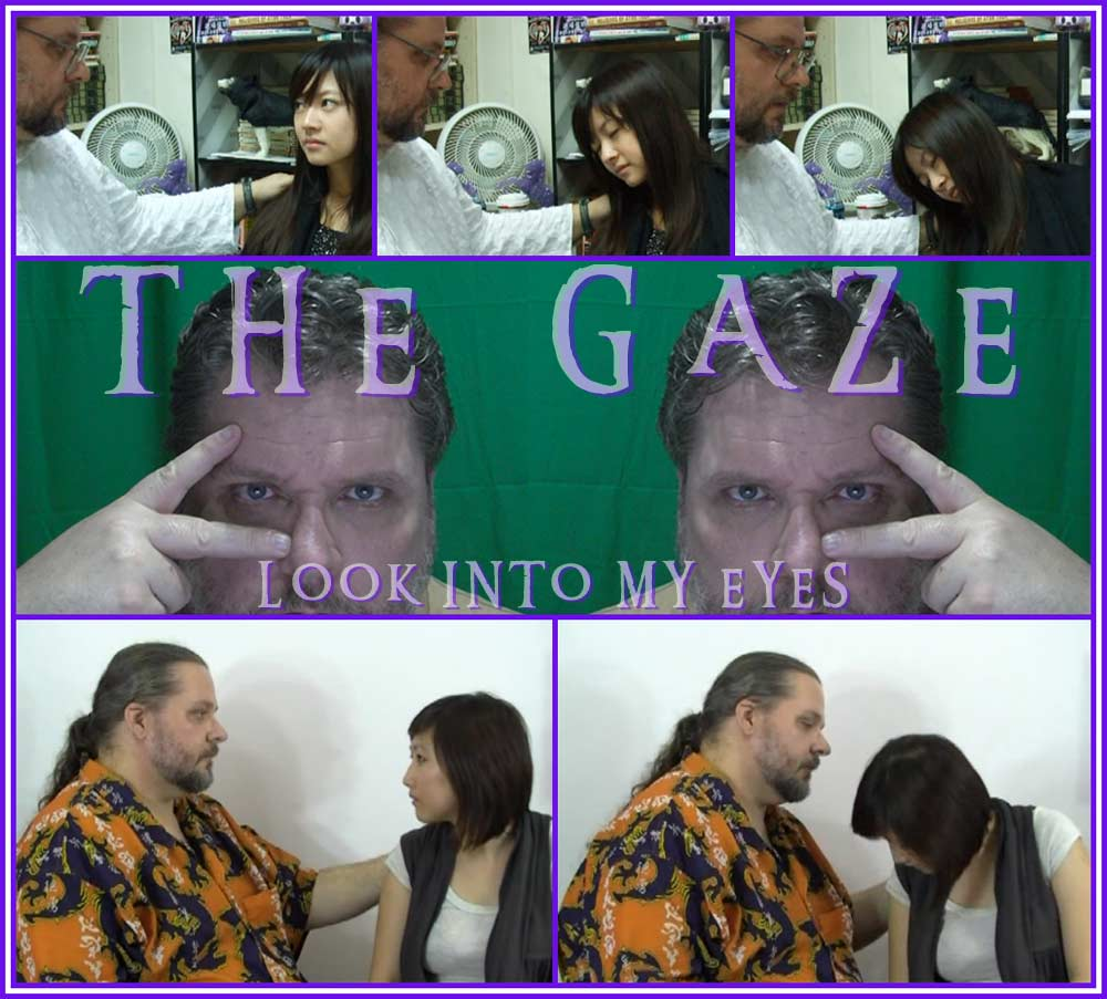 The Gaze Trailer Video Now Live with Genuine Hypnosis