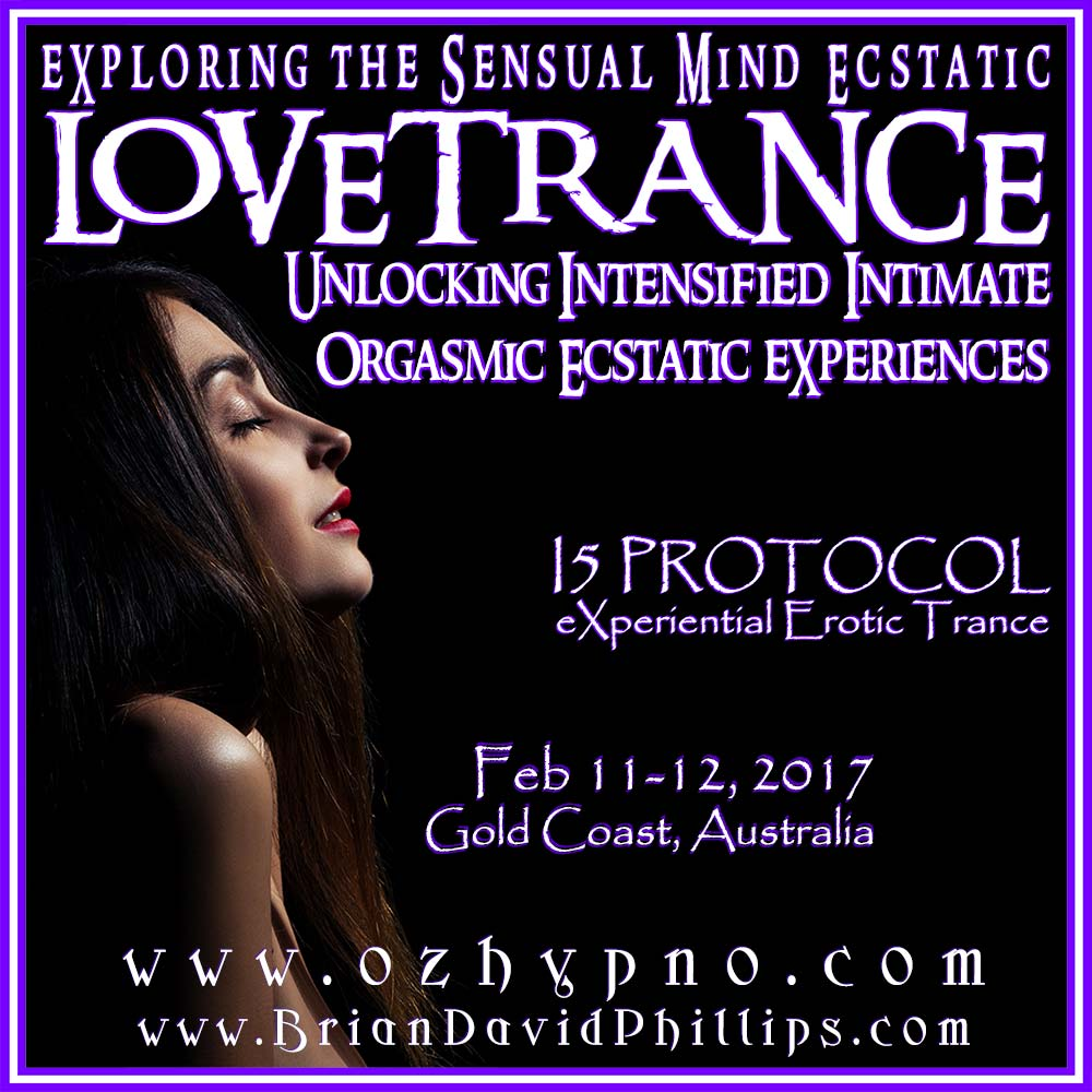 eXperiential Erotic Hypnosis in Gold Coast