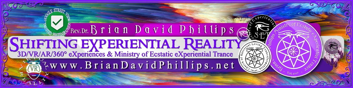 Brian David Phillips Shifting eXperiential Reality
